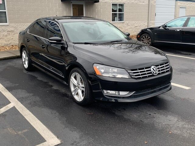 2013 Volkswagen Passat SEL Premium TDI Diesel Navigation Backup Camera Knoxville TN