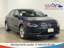 2013_Volkswagen_Passat_TDI SE AUTOMATIC SUNROOF LEATHER HEATED SEATS BLUETOOTH_ Carrollton TX