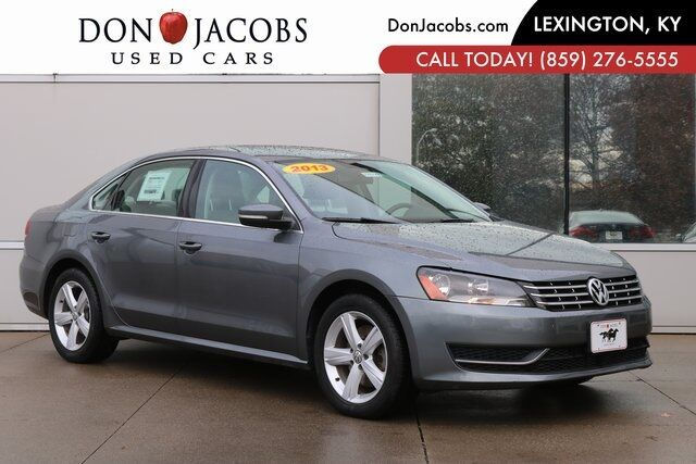 2013 Volkswagen Passat TDI SE Lexington KY