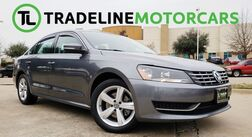2013_Volkswagen_Passat_TDI SE NAVIGATION, SUNROOF, LEATHER, AND MUCH MORE!!!_ CARROLLTON TX