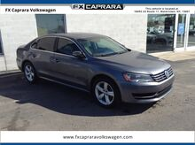 2013_Volkswagen_Passat_TDI SE_ Watertown NY