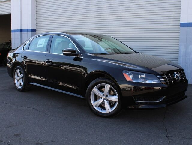 2013 Volkswagen Passat TDI SE w/Sunroof City of Industry CA