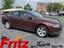2013_Volkswagen_Passat_TDI SE w/Sunroof_ Fishers IN
