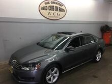 2013_Volkswagen_Passat_TDI SE w/Sunroof_ Holliston MA