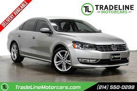 2013_Volkswagen_Passat_TDI SE w/Sunroof & Nav_ CARROLLTON TX