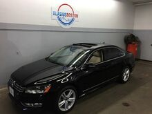 2013_Volkswagen_Passat_TDI SE w/Sunroof & Nav_ Holliston MA