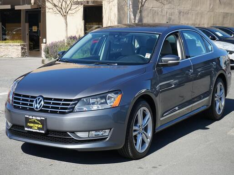 2013_Volkswagen_Passat_TDI SEL Premium_ San Rafael CA