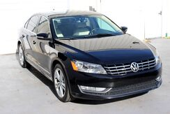 2013_Volkswagen_Passat_TDI Turbo Diesel Navigation Sunroof Warranty 43 mpg_ Knoxville TN