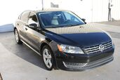 2013 Volkswagen Passat TDI Turbo Diesel SE Sunroof 43 mpg Warranty