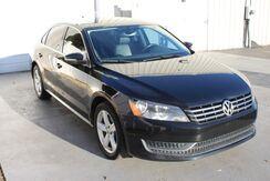 2013_Volkswagen_Passat_TDI Turbo Diesel SE Sunroof 43 mpg Warranty_ Knoxville TN