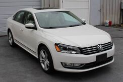 2013_Volkswagen_Passat_TDI Turbo Diesel SEL Premium Backup Camera Navigation Warranty_ Knoxville TN