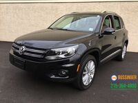 2013 Volkswagen Tiguan 4Motion SE w/Sunroof & Navigation