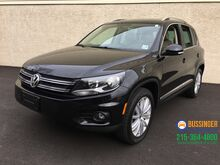 2013_Volkswagen_Tiguan_4Motion SE w/Sunroof & Navigation_ Feasterville PA