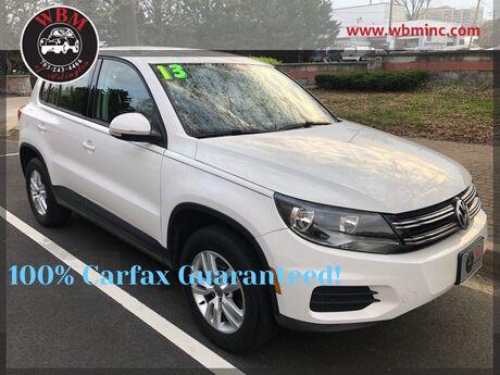 2013 Volkswagen Tiguan S Arlington VA
