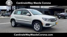 2013_Volkswagen_Tiguan_S_ Corona CA
