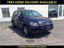 2013_Volkswagen_Tiguan_S_ Watertown NY