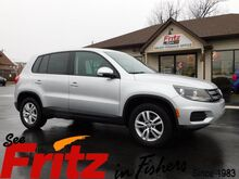2013_Volkswagen_Tiguan_S w/Sunroof_ Fishers IN