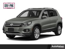 2013_Volkswagen_Tiguan_S w/Sunroof_ Houston TX