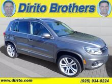 2013_Volkswagen_Tiguan_S w/Sunroof_ Walnut Creek CA