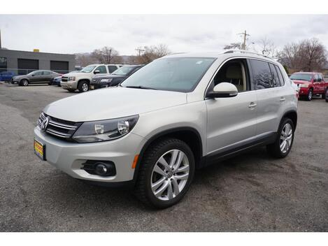 2013_Volkswagen_Tiguan_SE 4MOTION_ Salt Lake City UT