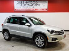 2013_Volkswagen_Tiguan_SE_ Greenwood Village CO