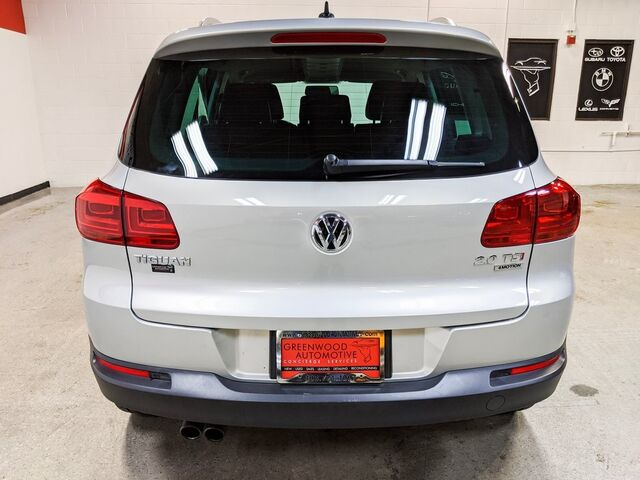 2013 Volkswagen Tiguan SE Greenwood Village CO