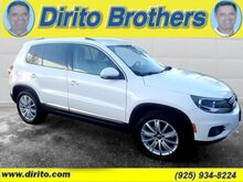 2013_Volkswagen_Tiguan_SE_ Walnut Creek CA