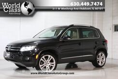 2013_Volkswagen_Tiguan_SEL - BACKUP CAMERA PUSHBUTTON START PANO ROOF HEATED LEATHER SEATS NAVIGATION_ Chicago IL