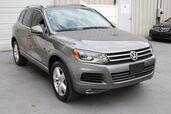 2013 Volkswagen Touareg Lux 4WD Backup Camera Navigation Sunroof