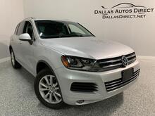 2013_Volkswagen_Touareg_Lux_ Carrollton  TX
