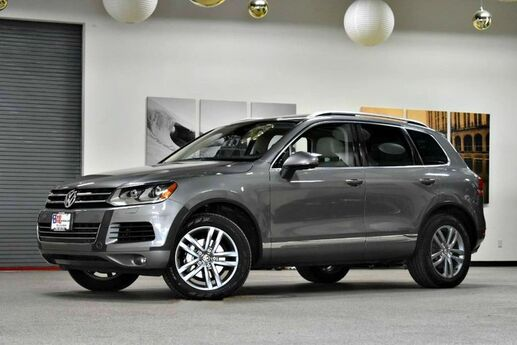 2013 Volkswagen Touareg Luxury Boston MA