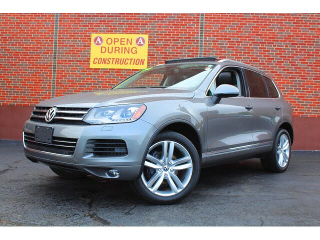 2013 Volkswagen Touareg TDI Executive Kansas City KS