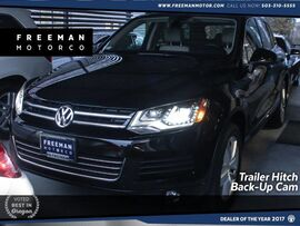 2013 Volkswagen Touareg TDI Lux Nav Back-Up Cam Tow Pano Heated Seats