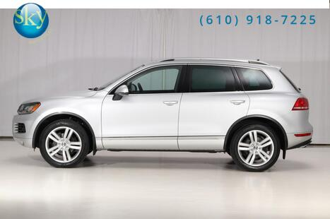 2013_Volkswagen_Touareg VR6 4WD_Exec_ West Chester PA
