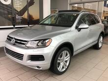2013_Volkswagen_Touareg_VR6 Executive_ Brookfield WI