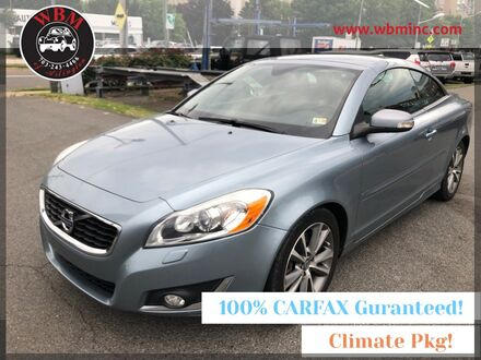 2013_Volvo_C70_T5 Convertible w/ Climate Pkg_ Arlington VA
