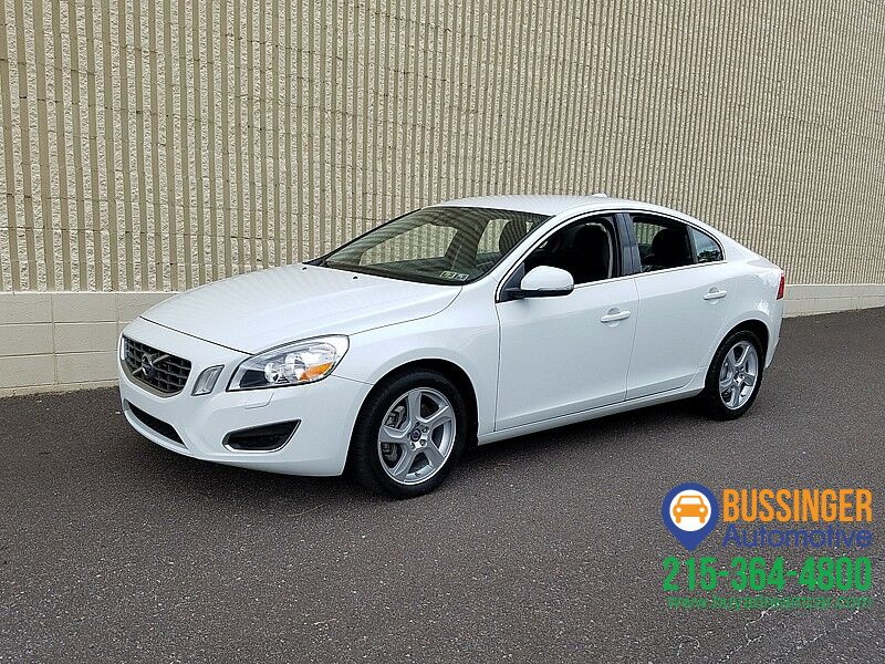 2013 Volvo S60 T5 AWD Feasterville PA