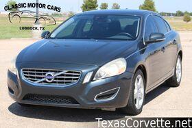 2013_Volvo_S60_T5_ Lubbock TX