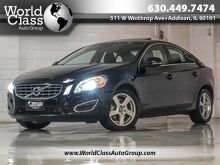 2013_Volvo_S60 (fleet-only)_T5 Premier Plus * NAVIGATION * BACKUP CAMERA * SUNROOF * ONE OWNER *_ Chicago IL