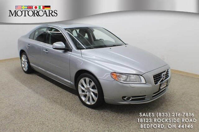 2013 Volvo S80 T6 Bedford OH