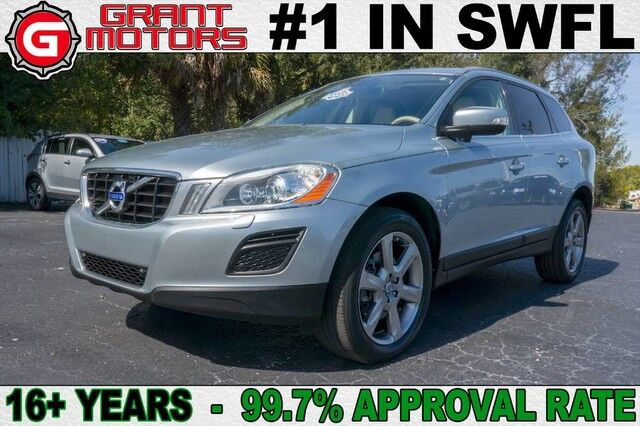 2013 Volvo XC60 3.2L Fort Myers FL