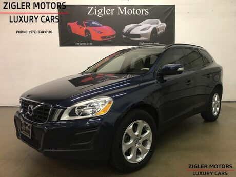 2013 Volvo XC60 One Owner Clean Carfax Perfect! 3.2L Addison TX