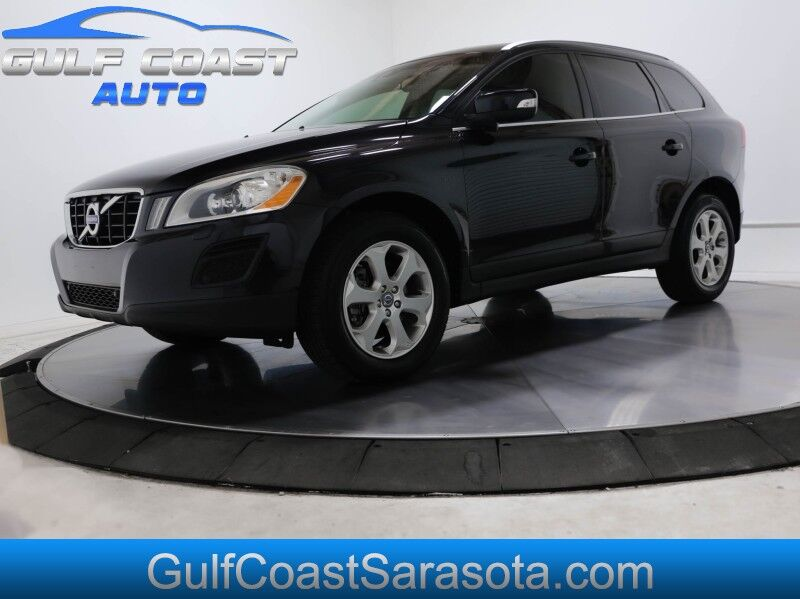2013 Volvo XC60 PREMIER LEATHER EXTRA CLEAN RUNS GREAT Sarasota FL