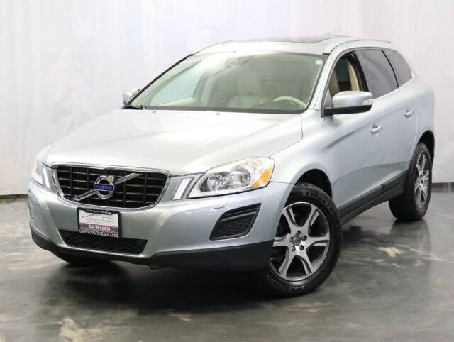 2013 Volvo XC60 T6 Premier Plus / 3.0L Turbocharged Engine / AWD / Panoramic Sun Addison IL
