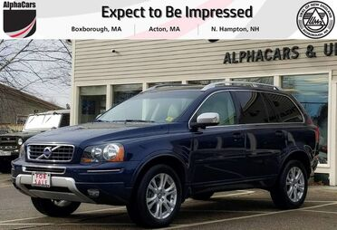 2013_Volvo_XC90_Premier Plus_ Boxborough MA