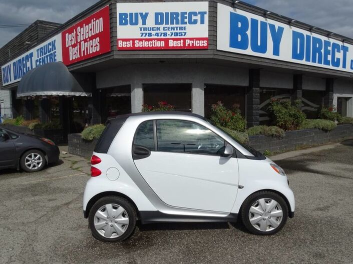2013 smart Car Fortwo Penticton BC