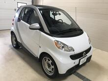 2013_smart_fortwo_Pure_ Stevens Point WI