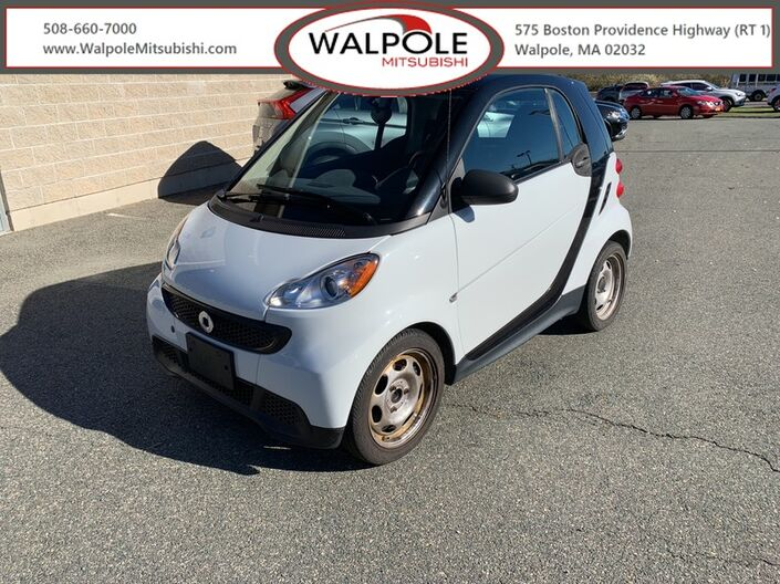 2013 smart fortwo Pure Weymouth MA
