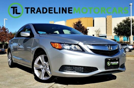 2014 Acura ILX REAR VIEW CAMERA, SUNROOF, LEATHER, AND MUCH MORE!!! CARROLLTON TX