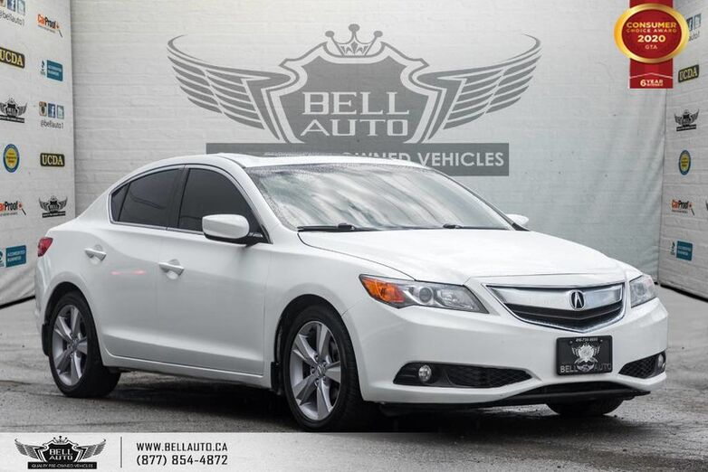 2014 Acura ILX Tech Pkg, NAVI, REAR CAM, SUNROOF, PUSH START Toronto ON